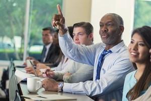 Help desk customer service training