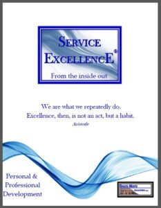 Service Excellence Manual